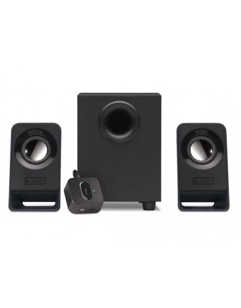Logitech Z211 2:1 PC Speaker audio set.