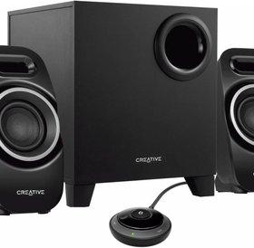 Ceative T3250 2:1 Wireless Speaker