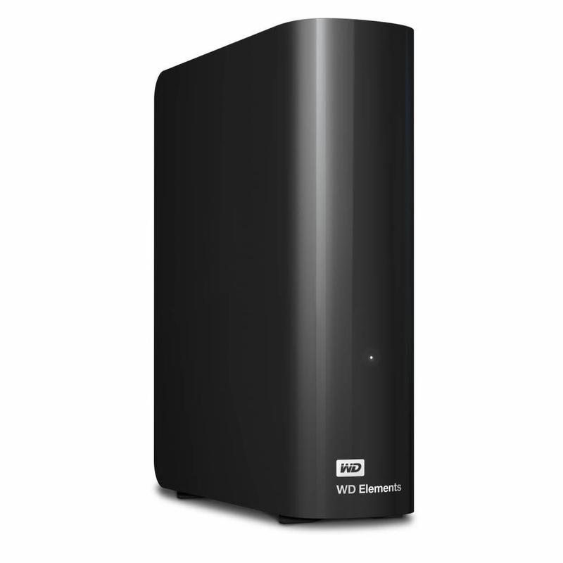 WD Elements 4TB Externe HDD