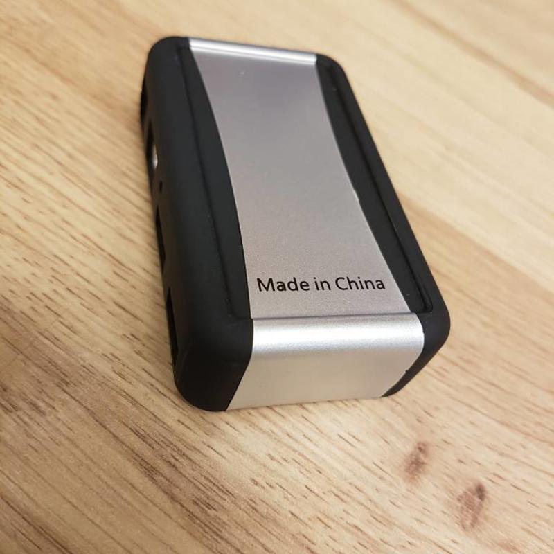7 poort USB HUB met voeding. Computer en mac