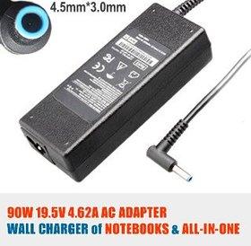 Replacement adapter blue pin 90 watt