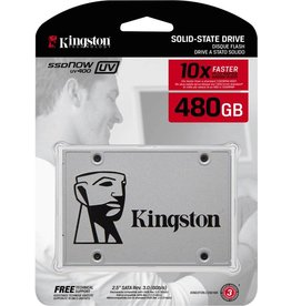 Kingston 480 GB SSD A400 Solid state disk 2.5 inch SSD