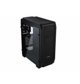 Enermax GraceMESH Midi-Toren Zwart computerbehuizing case