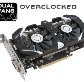 MSI MSI GTX 1050 TI 4GB DDR5 | NVIDIA