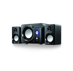 Ewent Ewent 3512 High Power Stereo Speaker Set 2.1 Zwart