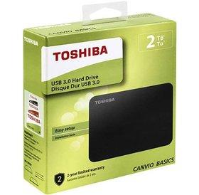 Toshiba Toshiba Canvio Basic 2TB 2,5 inch Externe HDD USB 3.0