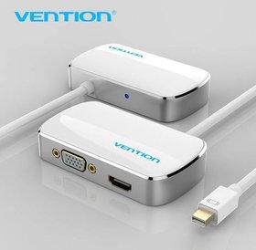 vention Vention Mini DisplayPort naar HDMI/VGA Converter