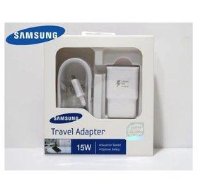 Samsung Charger kit, Fast charger incl. Micro USB kabel Samsung USB Snel lader voor mobiel en tablet.