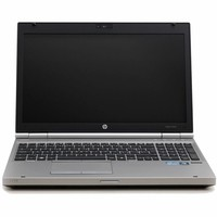HP HP Elitebook 8560P   15,6 inch   Intel Core I5   4GB DDR3   120GB SSD