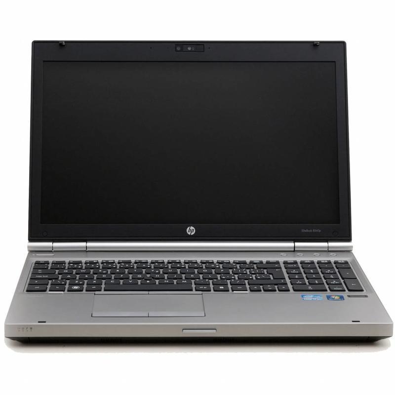 HP Elitebook 8560P | 15,6 inch | Intel Core I5 | 4GB DDR3