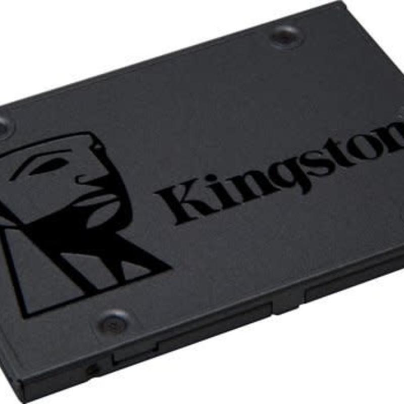 Kingston Kingston A400 SSD 120 GB Sata 3.0 6 GB/S 2.5 inch Fast 500MB/s read 350/MB/s