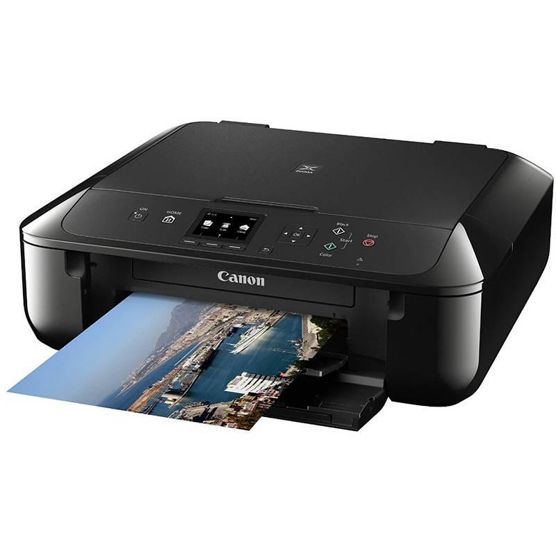 Canon MG5750 All in one printer foto, documente, wifi, scanner