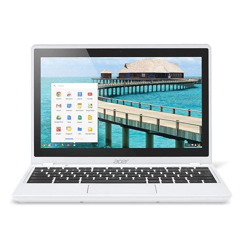 Acer Acer Chromebook C720P | 11.6 Inch | Intel Celeron | 128GB SSD | Touch Screen
