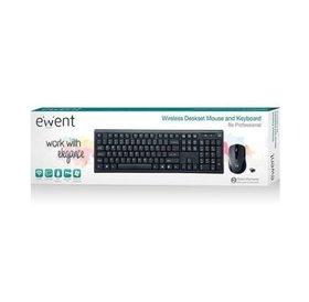 Ewent Ewent | 3135 | Draadloos Toetsenbord en muis | Combinatie | Numeriek Toetsenbord | 10 Meter bereik