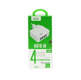 Durata 4 poort USB charger
