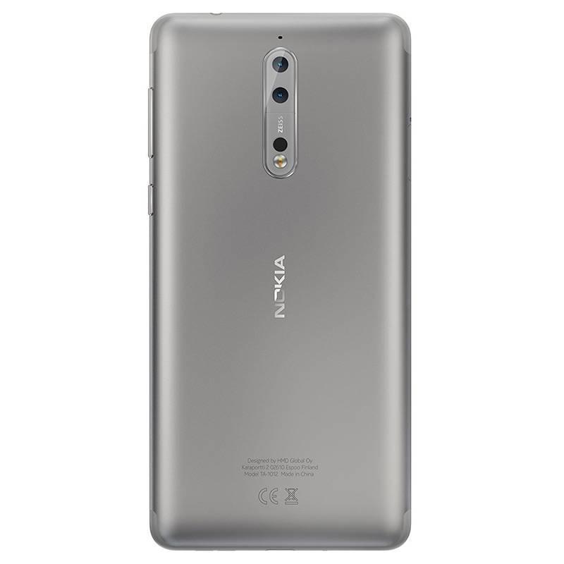 Nokia Nokia 8 | 64GB | Steel