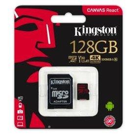 Kingston 128 GB U3 Class 10 4K Ultra HD