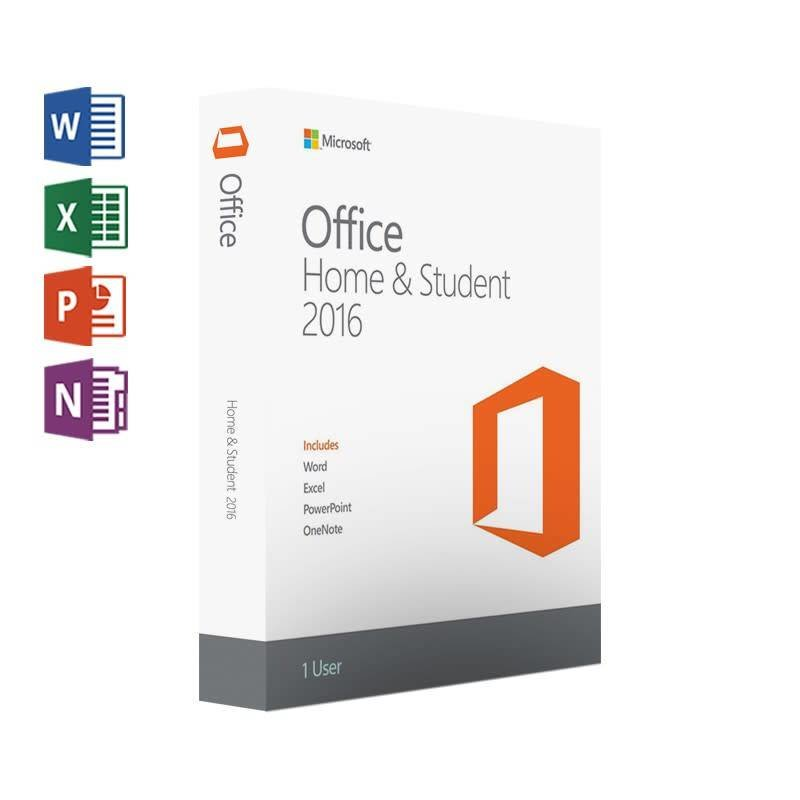 Microsoft Microsoft Office Home & Student 2016