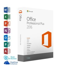 Microsoft Microsoft Office Professional Plus 2016