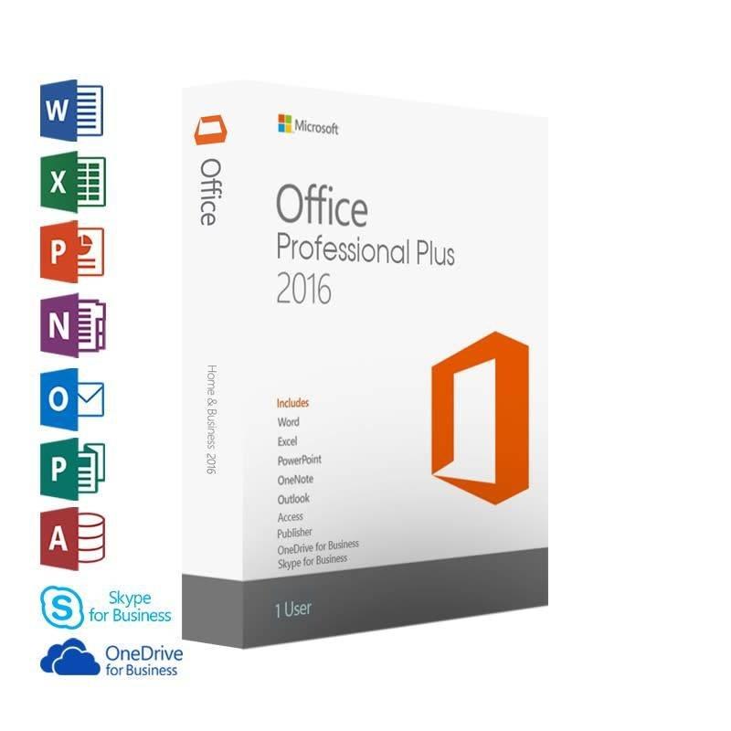Microsoft Microsoft Office Professional Plus 2016