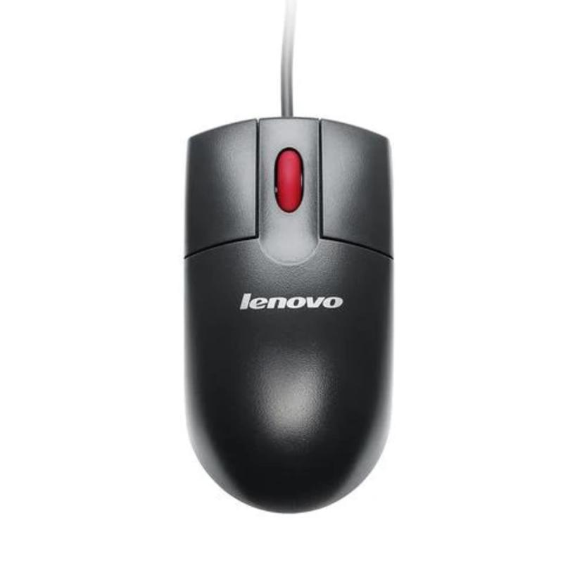 Lenovo Lenovo Optical muis   400DPI   USB Bedraad
