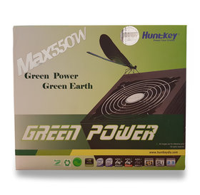 Huntkey Hunt-Key Green Power MAX550W | 550W | Silent