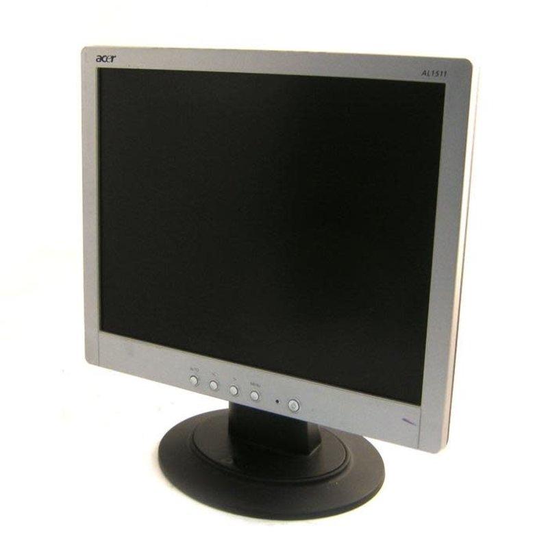 Acer Acer AL1511 s|15 inch|60 Hz|25 ms
