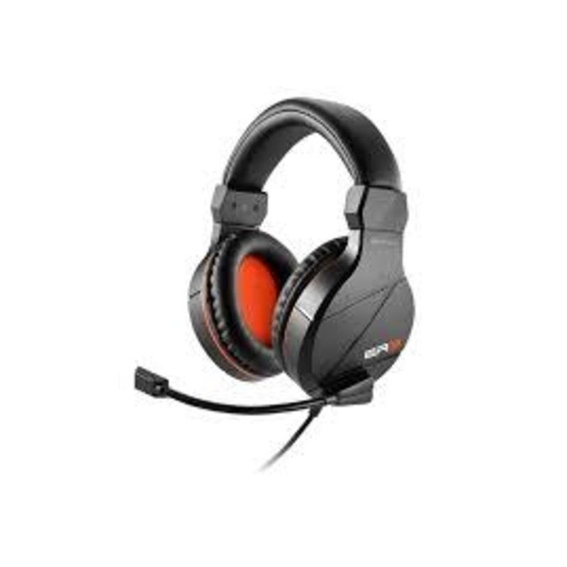 Sharkoon Sharkoon Rush ER3 | Gaming stereo Headset | Flexibele microfoon | 40mm Speakers |