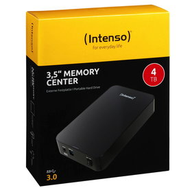 "intenso Intenso | 4TB | 3,5"" Memory center"