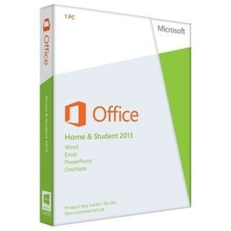 Microsoft Microsoft Office 2013 Home & Student