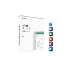 Microsoft Microsoft Office 2019 Home & Business met outlook for mac