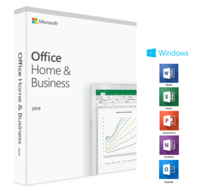 Microsoft Microsoft Office 2019 Home & Business met outlook
