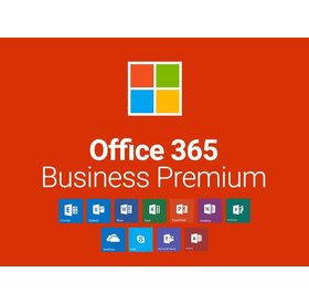 Microsoft Microsoft Office 365 Business premium incl exchange account en support per maand