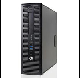 HP HP EliteDesk 800 G1 SFF | Intel Core I5 | 8GB DDR3 | 480GB SSD