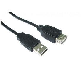Cableexpert Cable Expert | USB A verleng kabel | USB 2.0 | 1.8 meter
