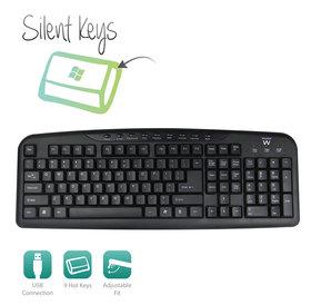 Ewent Ewent | USB Multimedia toetsenbord