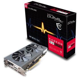 Sapphire Sapphire Pulse | AMD Radeon RX570 | 8GB G DDR5 | 1x DVI | 2x HDMI | 2x Displaypoort