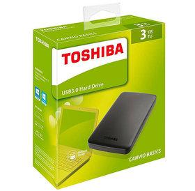 Toshiba Toshiba Canvio Basic 3TB 2,5 inch Externe HDD USB 3.0