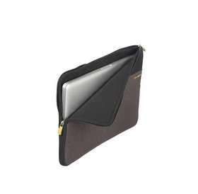 Samsonite Samsonite Colorshield 2.0 | Laptop Sleeve | 14.1 Inch | Zwart/grijs