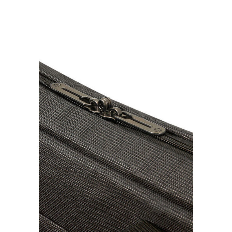 Samsonite Samsonite Network 3 | Laptop Bag | 15.6 Inch | Zwart/grijs | Voorvak | Schouder band