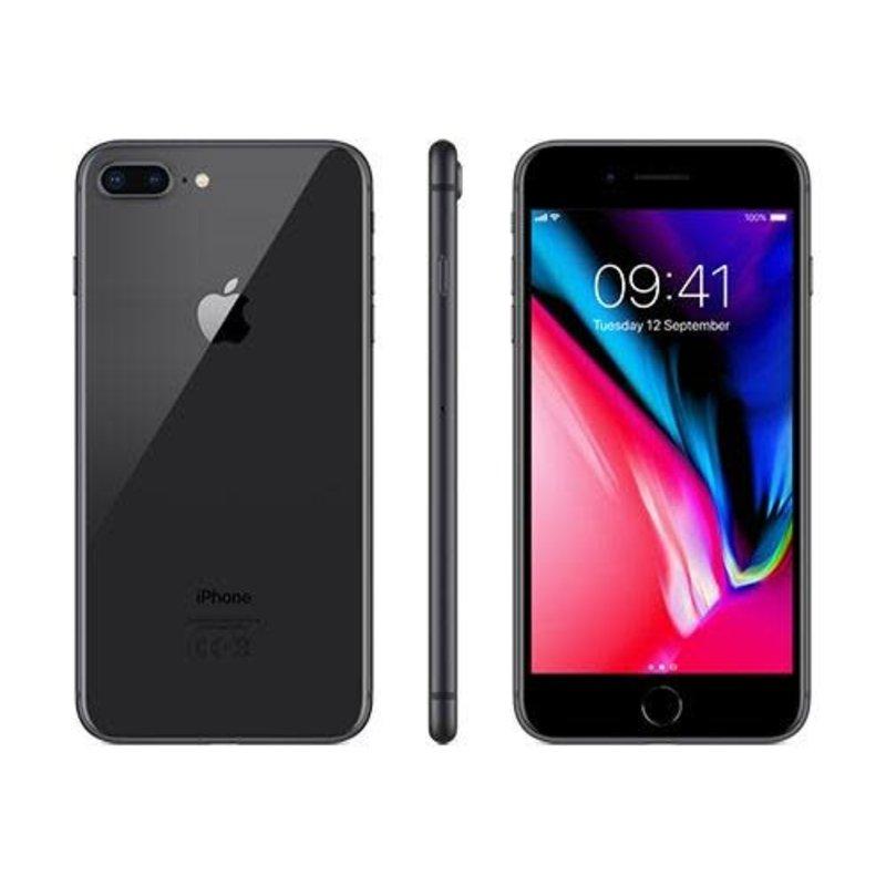 Iphone 8 Plus A1897   Space gray   64 GB ROM  Nieuw / Open Box   ongebruikt toetsel
