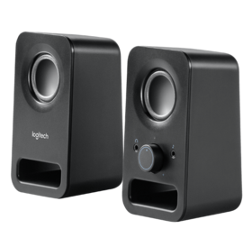 Logitech Logitech Z150 | 2.0 Speakerset | 6Watt speakers | Zwart