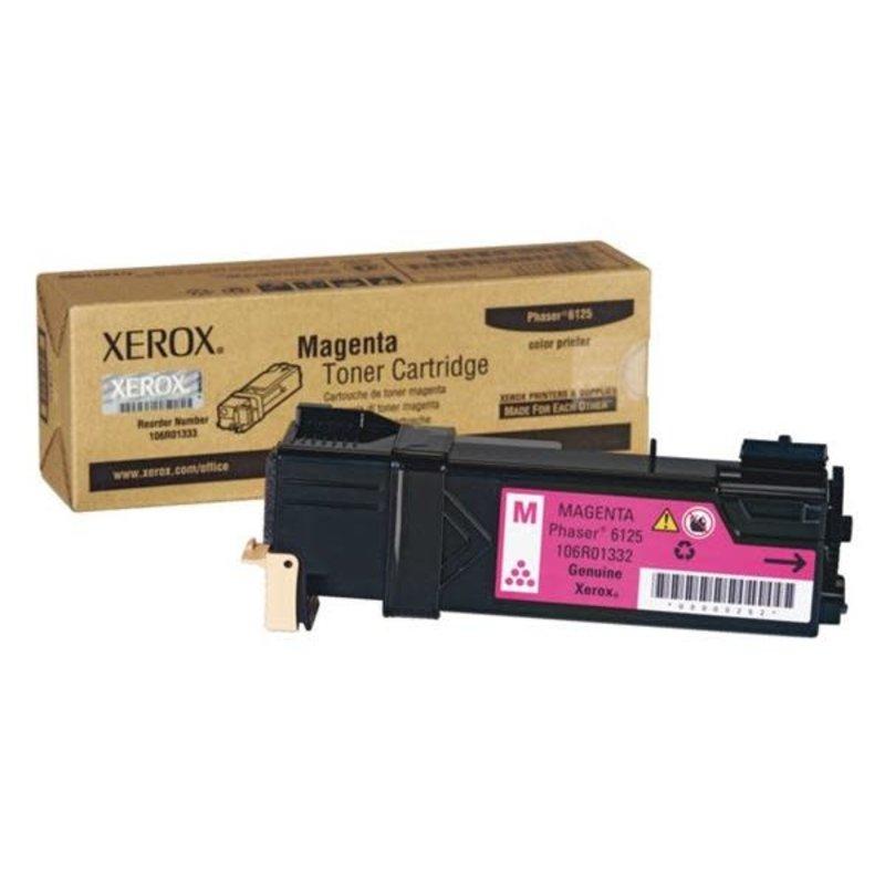 Xerox Phaser 6125 Toner cardridge | Magenta
