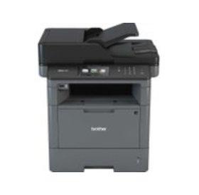 Brother MFC-L5750DW | Dubbelzeidig | Lan | Automatisch scannen | Laser zwart