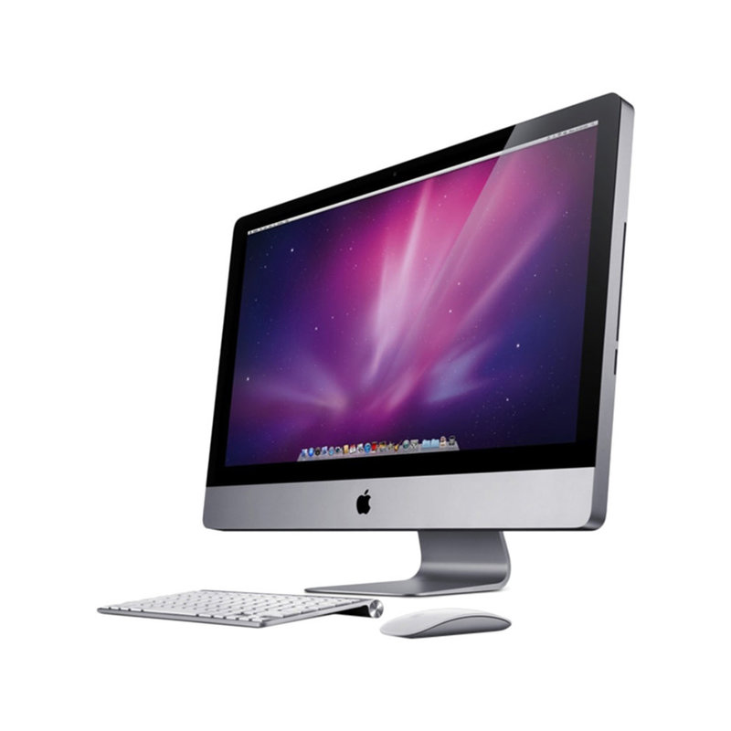 Apple Imac 27 inch Mid 2011 A1312 | 1600x900 | Intel Core I5 | 12GB DDR3 | 480GB SSD | Intel HD Graphics