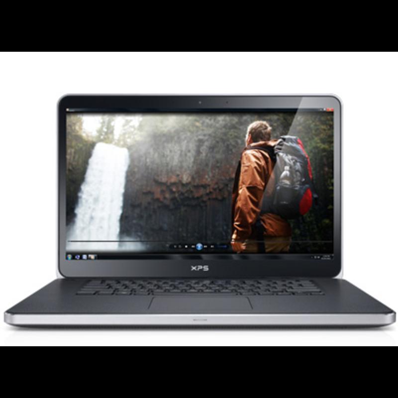 Dell Dell XPS P23F | 15,6 Inch FHD | Intel Core I7 | 4GB DDR3 | 120GB SSD