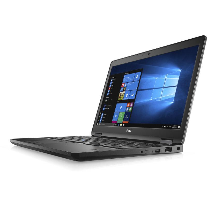 Dell Latitude E5580| 15,6 inc Full HD | Intel Core I5-7300HQ | 8 GB DDR 4 | 256 GB SSD |