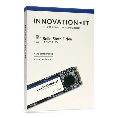 OEM Innovation IT 00-512111 internal solid state drive M.2 512 GB PCI Express 3D TLC NVMe