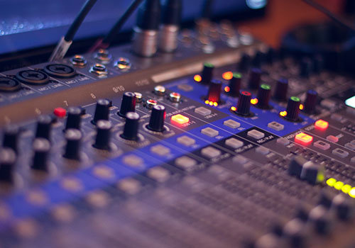 Beeld en geluid