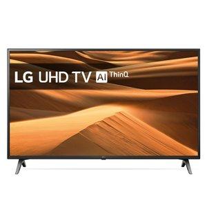 LG TV  49Inch 4K Ultra HD Smart TV Wi-Fi Zwart